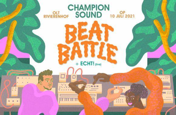 Champion Sound Beat Battle